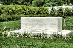 Roosevelt Gravesite Stock Photo