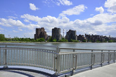 Roosevelt Island Royalty Free Stock Photography