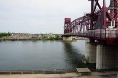 The Roosevelt Island Bridge 22 Royalty Free Stock Photos