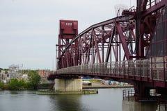 The Roosevelt Island Bridge 29 Royalty Free Stock Photos