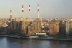 Roosevelt Island Stock Photo