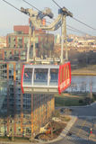 Roosevelt Island Tram Stock Photography
