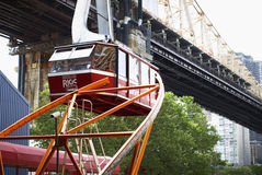 Roosevelt Island Tramway Royalty Free Stock Images
