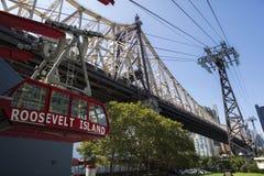 Roosevelt Island Tramway Stock Image