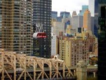 Roosevelt Island Tramway, New York, USA Stock Image