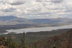 Roosevelt Lake, Arizona Royalty Free Stock Image