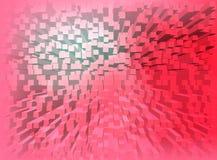 Rooskleurige onduidelijke beelden Stock Afbeelding