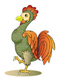 A rooster Stock Image