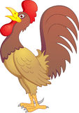 Rooster cartoon Royalty Free Stock Image