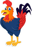 Rooster cartoon for you design Royalty Free Stock Images