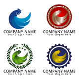Rooster Chicken Head Concept Logo Logo Stock Photography
