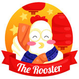 The Rooster Stock Photos