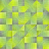 Rooster Naadloos Geometrisch Patroon Royalty-vrije Stock Fotografie