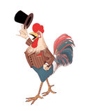 Rooster. Royalty Free Stock Image