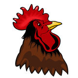 Rooster symbol Royalty Free Stock Images