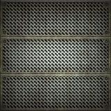 Rooster. Textuur van metaal Royalty-vrije Stock Fotografie