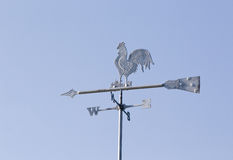 Rooster weather vane Royalty Free Stock Photography