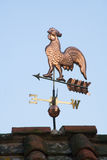 Rooster weathervane Royalty Free Stock Photography