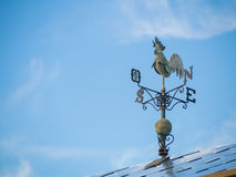 Rooster Windvane Royalty Free Stock Image