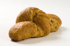 Root Bread Stock Photography