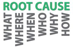 Root cause Stock Images