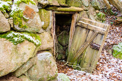 Root cellar Royalty Free Stock Photos