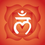 Root chakra Stock Images