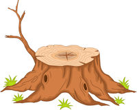 Root of tree cartoon. Illustration of root of tree cartoon Royalty Free Stock Image