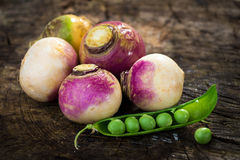 Root-Tuber vegetables Royalty Free Stock Photos