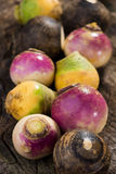 Root-Tuber vegetables Stock Photo