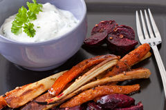 Root Vegetables Stock Images