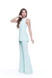 Ropa casual del catálogo del estilo de la moda del encanto para la mujer de negocios Imagen de archivo libre de regalías