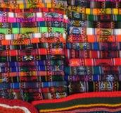 Ropa de lana Fotografía de archivo libre de regalías