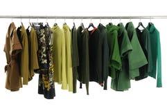 Ropa de moda Fotografía de archivo libre de regalías