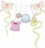 Ropa del bebé Libre Illustration