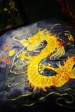Ropa del dragón Foto de archivo libre de regalías