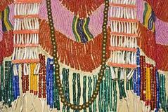 Ropa del nativo americano Foto de archivo libre de regalías