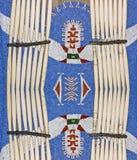 Ropa del nativo americano Fotos de archivo