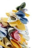 Ropa del polvo Imagen de archivo libre de regalías