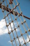 Ropa fija de la nave de Columbus Fotos de archivo