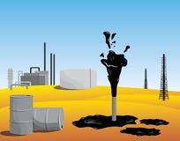 ropa naftowa Obraz Stock
