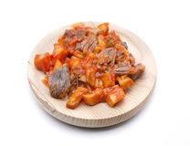 Ropa vieja Royalty Free Stock Images
