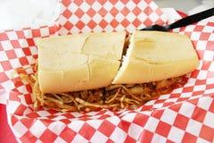 Ropa viejasmörgås Royaltyfri Fotografi