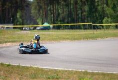 ROPAZI LATVIA, MAJ, - 24, 2018: Studenccy sport gier ZZ mistrzowie Zdjęcia Royalty Free