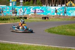 ROPAZI LATVIA, MAJ, - 24, 2018: Studenccy sport gier ZZ mistrzowie Fotografia Royalty Free
