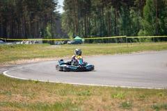 ROPAZI, LETTONIE - 24 MAI 2018 : CHAMPIONS de Sports Games ZZ d'étudiant Photos stock