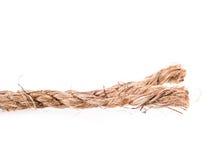 rope сорвано стоковое фото rf