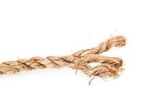 rope сорвано стоковые фото