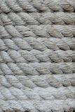 Rope. Bound Rope background or texture image Stock Photography