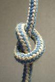 Rope. Some meterrs of rope together. Close-up Royalty Free Stock Image